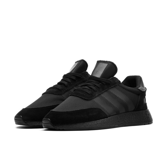 Adidas Originals I 5923 Iniki Boost Triple Black NWT
